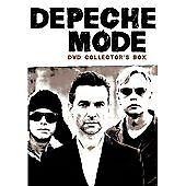 Depeche Mode - DVD Collector's Box (+2DVD, 2013) Brand New & Sealed Region Free