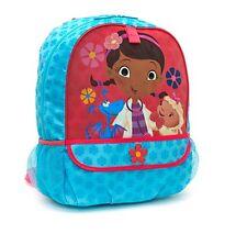 New Genuine Disney Junior Doc McStuffins School Bag Backpack