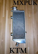 KTM250SXF 2013 RIGHT SIDE RADIATOR PERFORMANCE SXF KTM 250 MXPUK 2013 (058A)