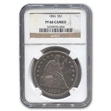 1856 Liberty Seated Dollar PF-66 Cameo NGC - SKU #116277