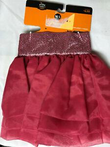 Hyde and Eek! Boutique Dog Pet Tutu Clothing Costume Medium / Large - Pink