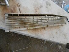 1969 Chevrolet Nova grille