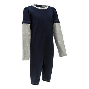 KayCey Zipback Jumpsuit Long Sleeve - Special Needs Kids Clothing - FAULTY ZIP
