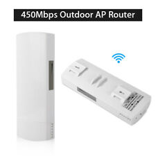 WIFI Repeater Long Range 450Mbps Client Router Wireless Range Booster Extender