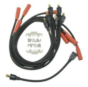 MoPar Script Date-Coded Spark Plug Wire Set for 1970-1972 E-Body Small Block