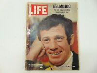 LIFE Magazine November 11, 1966, Belmondo