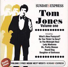 TOM JONES Volume One ( Sunday Express Promo CD )