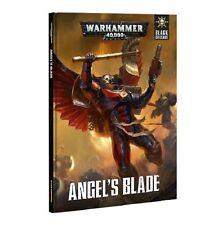 Warhammer 40K - Black Crusade Angel's Blade Hardcover Book (New)