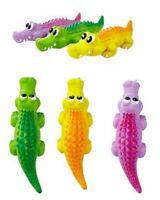 New 34cm Pet Dog Toy Giant Crocodile Latex Pet Toy Chew Dog Toy