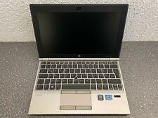 HP EliteBook 2170pLaptop Notebook i5-3427u @ 1.80GHz 128GB SSD 4GB 11,6 Zoll HD