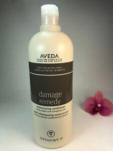 Aveda Damage Remedy Restructuring Conditioner 33.8oz/1L Prof Brand New