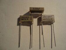 1 Kondensator, capacitor Rifa, 0,022uF 630V, PME261 EB, RM15