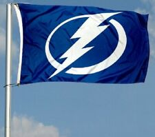 NEW Tampa Bay Lightning Flag Large 3'X5' NHL Hockey Banner FREE SHIPPING