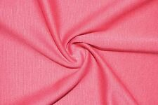 Ponte Di Roma Double Knit Polyester Rayon Spandex Lycra Stretch Fabric BTY