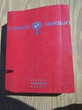 1990 Cadillac Brougham Factory Service Repair Manual