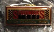 1989 Daytona Speedweeks Nascar pin.