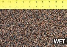 "6 Quart 1/8""-3/16"" Red / Black Lava Pre Mix for Succulent & Bonsai Tree Soil Mix"