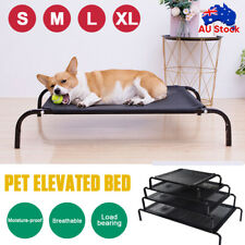Deluxe Heavy Duty Pet Bed Elevated Trampoline Hammock Cat Puppy Dog Puppy Raised
