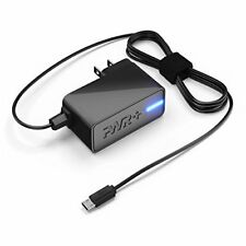 Pwr UL Listed Extra Long 6.5 Ft AC Adapter 2.0A Rapid Charger for Fast Charging