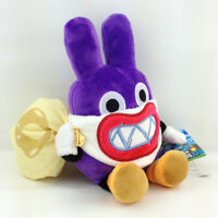 Super Mario Purple Mushroom 2 5 Tall Small Plush Ebay
