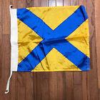 Signal Flag Numerical Acrylic Bunting Maritime Nautical Size Small 200D Nylon