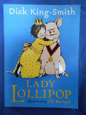 LADY LOLLIPOP Dick King-Smith paperback VGC