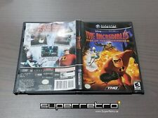The Incredibles: Rise of the Underminer (Nintendo GameCube)