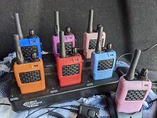 Pre owned Black Diamond Radio/walkie talkie Set. 7 Radios & Charging unit