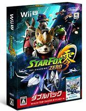 Nintendo Wii U STAR FOX ZERO & STAR FOX GUARD Japanese Ver