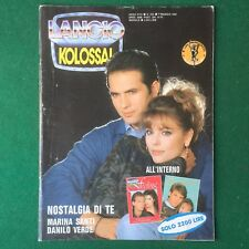 KOLOSSAL n.252/1991 SIGOURNEY WEAVER Fotoromanzo Lancio (ITA) Rivista Magazine