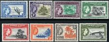 Gilbert & Ellice Islands 1956 QEII Pictorial Values to 1/-  SG.64/71 Mint (MNH)