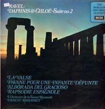Ravel(Vinyl LP)Daphnis & Chloe-Decca-SPA 230-65-VG/VG+