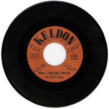 """THE ROYAL JOKERS  """"NICKEL, 3 DIMES AND 5 QUARTERS""""  NORTHERN SOUL / R&B"""