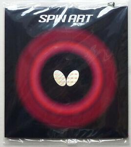 BUTTERFLY Spin Art / schwarz / 2,1 mm / NEU & OVP
