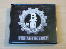 Bachman-Turner Overdrive/The Anthology/1993 CD Album/Fat Box