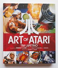 Art of Atari Lapetino Dynamite Graphic Novel Comic Book