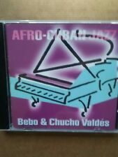 BEVO &CHUCHO VALDES AFRO-- CUBAN JAZZ SUGAR CANE MUSIC FROM CUBA CD