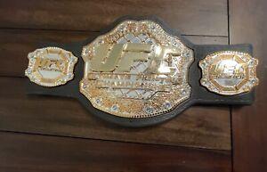 UFC Ultimate Fighting Championship Title Belt Jakks Zuffa Foam Kids Replica MMA