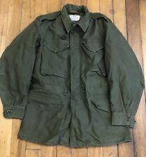 Mint Vintage US Army M-51 Field Jacket Coat M-1951 OG 107 Military Regular Small