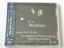 Franz Konwitschny Bruckner Symphony No.5 SACD Hybrid TOWER RECORDS JAPAN