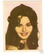 Rocio Durcal  Very Rare Spanish Pop Singers Card    1960s