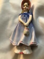 Vintage Royal Doulton Ivy Figurine 1768 5� Bone China