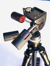 Professional Tripod Head 3 Way Height(cm):15 Heavy Duty Weight1kg Supports 5kg