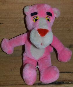 The Pink Panther Retro Vintage Plush 1984 - Minor Damage