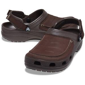 Crocs Yukon Vista II Clog M Herren 207142 braun