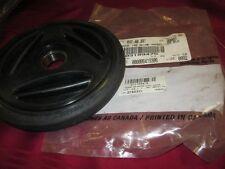 ski-doo black idler wheel new 503189475