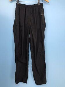 REI Kids Black Nylon Waterproof Rain Pants Size: XL ( 18 )