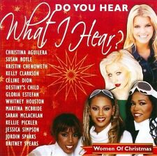 Do You Hear What I Hear-Women of Christmas by Various Artists (CD