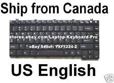 Toshiba Tecra A1 A2 A3 A3X A4 A5 A6 A7 A8 M7 Keyboard - US English