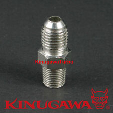 Forged Adapter Fitting Steel Male Connector 4AN-1/8 BSPT C1-6